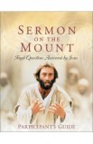 SERMON ON THE MOUNT PARTICIPIANT'S GUIDE