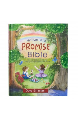 HC My Own Little Promise Bible