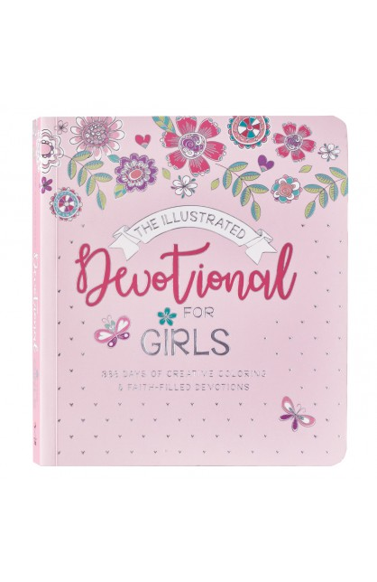 SC Illustrated Devotional for Girls