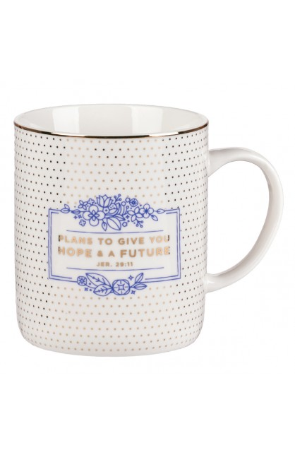 Mug Hope and A Future