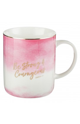 Mug Be Strong & Courageous