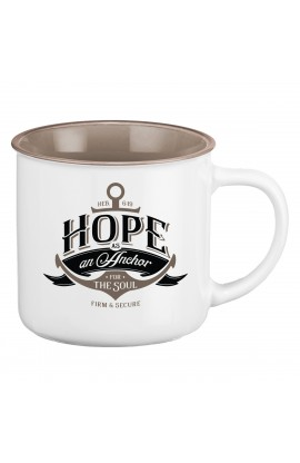 Camp Mug Hope & An Anchor