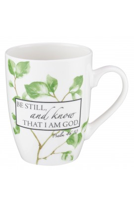 Mug Value Be Still