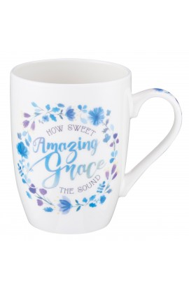 Mug Value Amazing Grace Floral