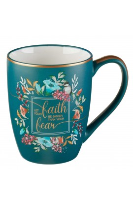 Mug Faith Fear