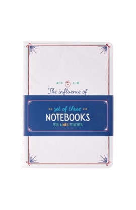 Notebook Set Lg A Great Teacher
