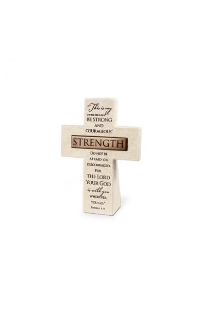 Cross Desktop Resin Bronze Title Bar Strength