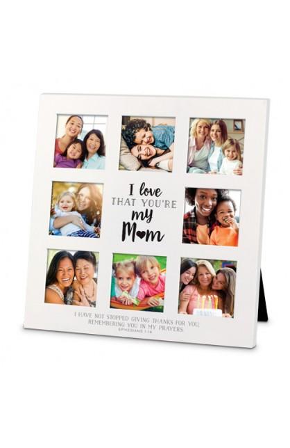 Frame Collage MDF I Love That Mom