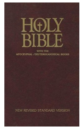 NRSV BIBLE HARD COVER