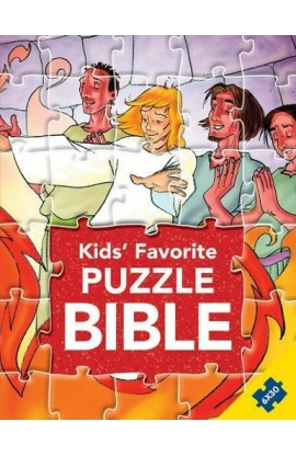 KIDS FAVORITE PUZZLE BIBLE