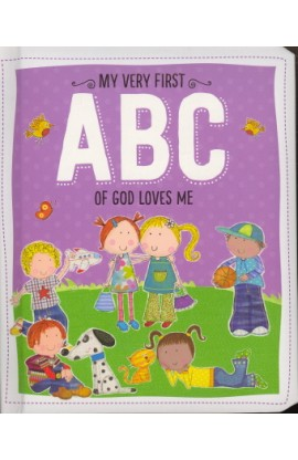 My Very First ABC of God Loves Me