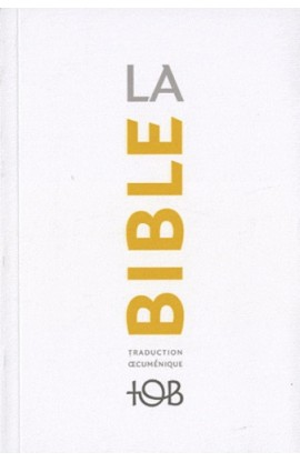 BIBLE TOB 1360 A NOTES ESSENTIELLES BROCHE SOUPLE