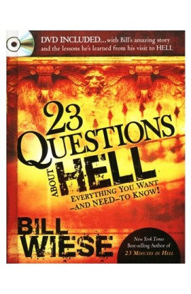 23 QUESTIONS ABOUT HELL WITH DVD
