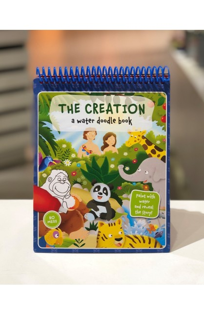 THE CREATION WATER DOODLE BOOK