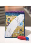 FRENCH WHEN JESUS WAS BORN WATER DOODLE BOOK