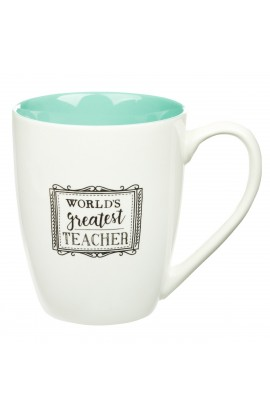 Mug World's Greatest Teacher