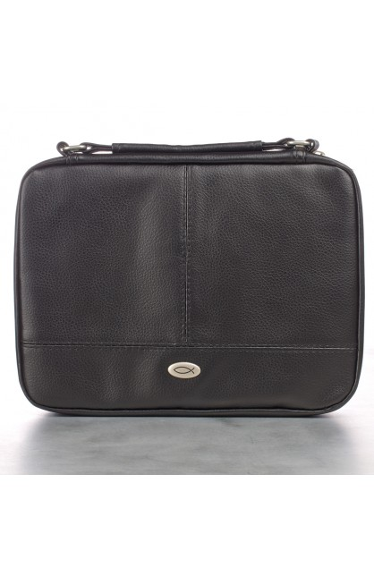 Black Two Fold Organizer Thinline Small