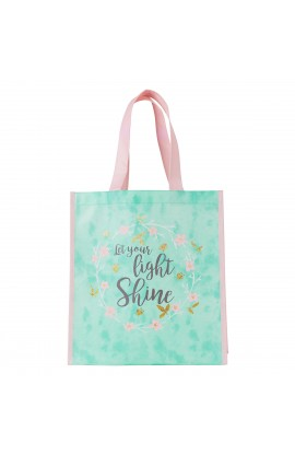 Tote Bag Let Your Light Shine