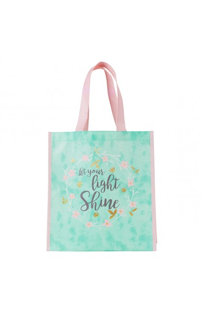 Tote Bag Let Your Light Shine