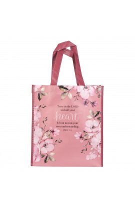Tote Bag Trust in the Lord Prov 3:5