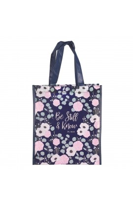 Tote Bag Be Still Psa 46:10