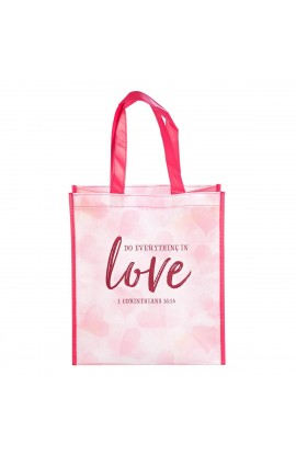 Tote Bag Love 1 Cor 16:14