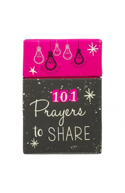 Box of Blessings 101 Prayers to Share