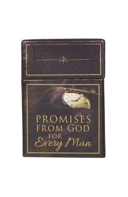 Box of Blessings Promises Righteous Man