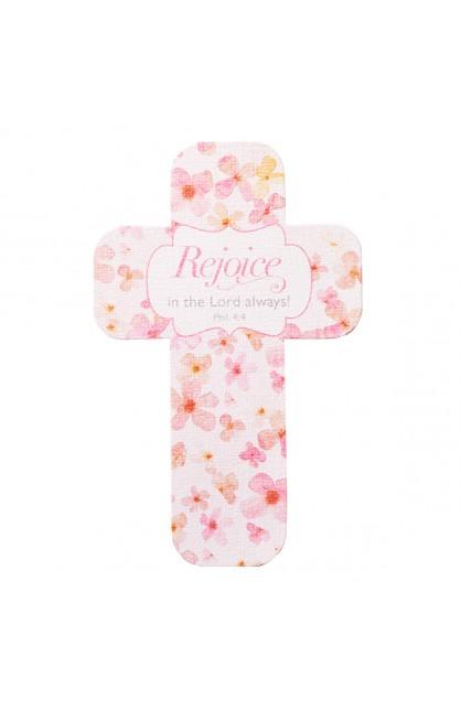 Bkmk Cross Rejoice in the Lord Always