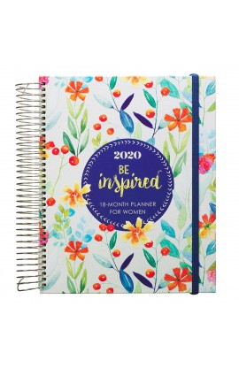 2020 Be Inspired 18 Month Planner for Women