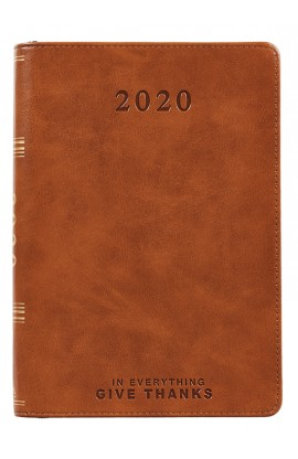 2020 Executive Planner Give Thanks
