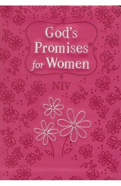 NIV GOD'S PROMISES FOR WOMEN