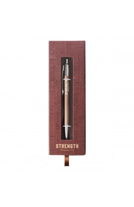 Pen Strength Brown Phil 4:13