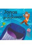 JONAS ET LE POISSON LIVRE POUR LE BAIN