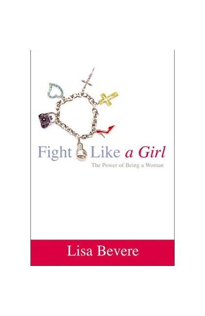 FIGHT LIKE A GIRL (HARD COVER)