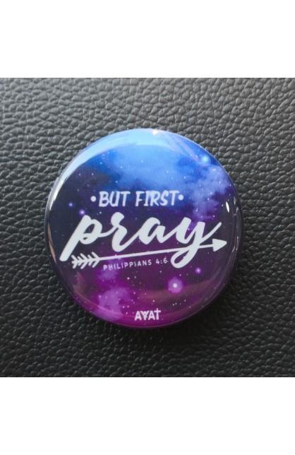 PRAY PHONE HOLDER