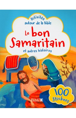 LIVRE D'ACTIVITES LE BON SAMARITAIN