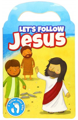 LET'S FOLLOW JESUS