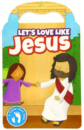 LET'S LOVE LIKE JESUS