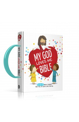 MY GOD LOVES ME BIBLE