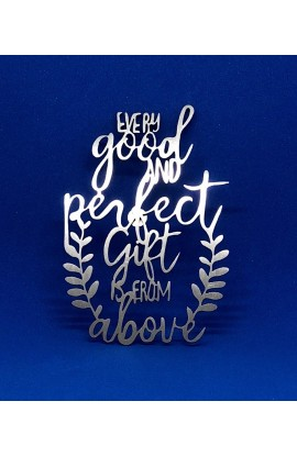 EVERY GOOD GIFT MAGNET ST 7.5 CM