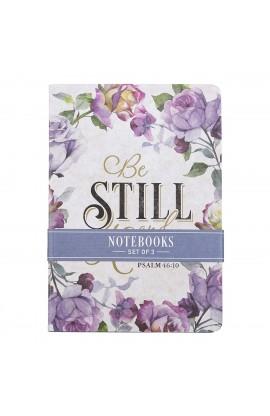 Notebooks MD Be Still Psa 46:10