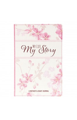 Jnl LL Prompted My Life My Story Pink