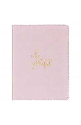 Journal Handy Pink Be Grateful