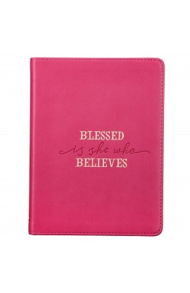 Journal Handy Ruby Pink Blessed Is She