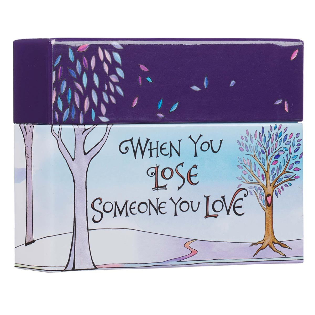 Card Box When You Lose Someone You Love - AYATonline.com
