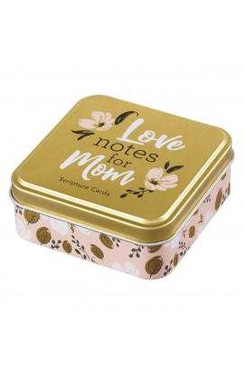 Tin Love Notes for Mom