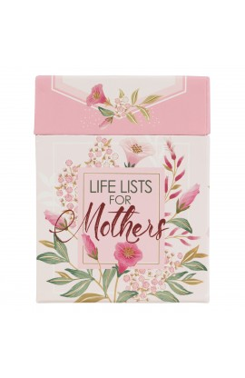 Life Lists Women Mothers Merchandiser