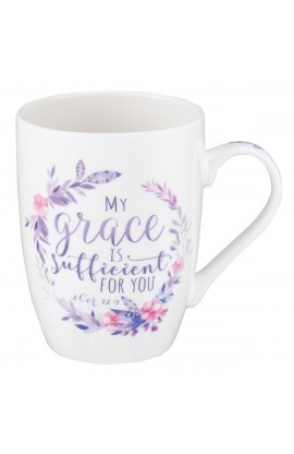 Mug Value Grace is Sufficient