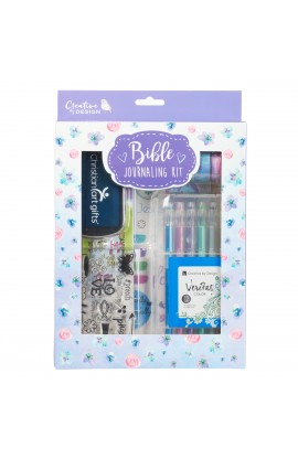 Bible Journaling Kit Purple